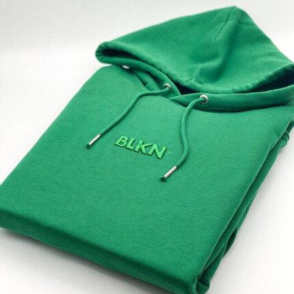 Green BLKN LOGO 2